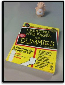 web pages for dummies